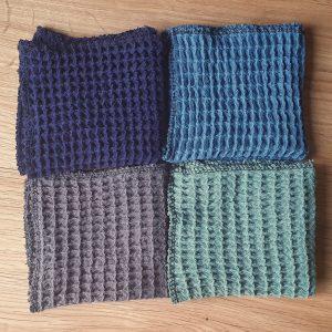 Tvättlapp 4-pack