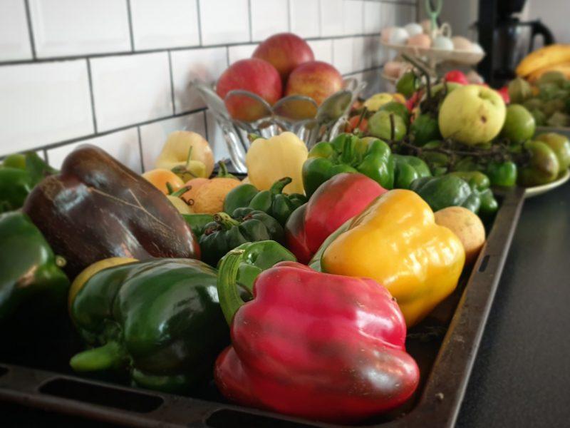 Att eftermogna grönsaker